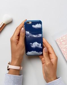 Чехол для iPhone 6 с принтом облаков Signature - Очистить