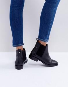 Кожаные ботинки челси Faith Binkie - Черный