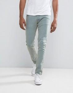 Выбеленные эластичные джинсы скинни Loyalty and Faith - Синий