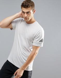 Серая футболка adidas Athletics Stadium BR4746 - Серый