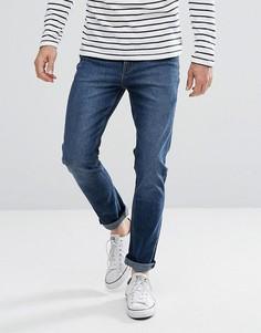 Синие джинсы слим Cheap Monday Sonic - Синий