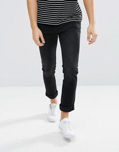 Черные джинсы слим Cheap Monday Sonic - Черный