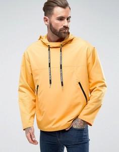 Желтая непромокаемая ветровка ASOS - Желтый