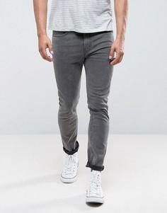 Серые выбеленные джинсы скинни Levis 510 - Серый Levis®