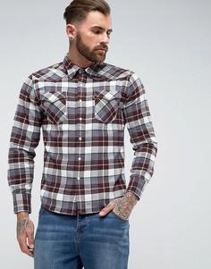 Рубашка в клетку Levis Barstow - Коричневый Levis®