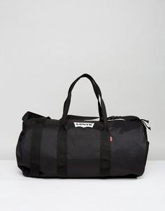 Черная сумка дафл Levis Original - Черный Levis®