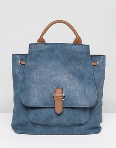 Рюкзак с ручкой Liquorish - Синий