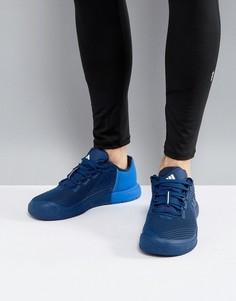 Синие кроссовки adidas Training Crazy Power TR BA8930 - Черный
