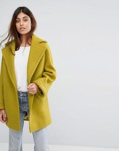 Куртка с добавлением шерсти Amelia Rose Yummy - Желтый Helene Berman
