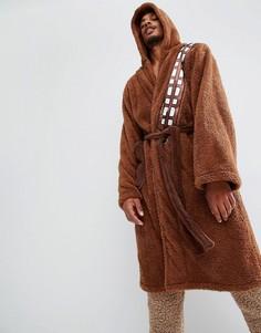 Халат Star Wars Chewbaca - Коричневый Robes