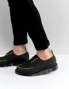 Туфли с контрастной окантовкой Dr Martens Ramsey - Черный