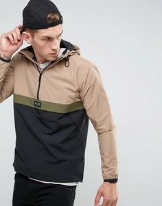 Куртка через голову с капюшоном Nicce London - Серый