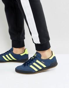 Темно-синие джинсовые кроссовки adidas Originals CG3243 - Темно-синий