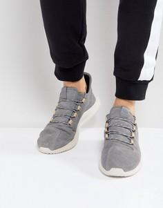 Серые кроссовки adidas Originals Tubular Shadow BY3569 - Серый