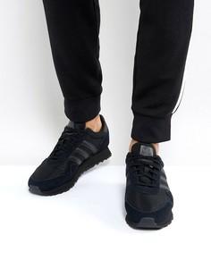 Черные кроссовки adidas Originals Haven BY9717 - Черный