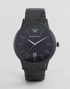 Черные часы Emporio Armani AR11079 - Черный