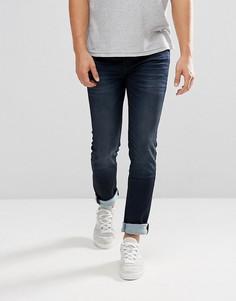 Темные джинсы скинни BOSS Orange by Hugo Boss Orange 72 - Синий