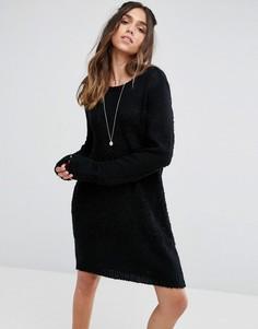 Платье-джемпер Glamorous - Черный