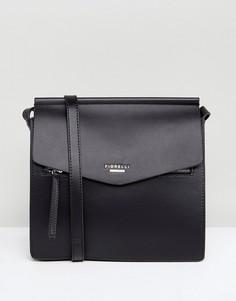 Большая сумка через плечо Fiorelli Mia - Черный