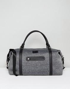 Сумка дафл Abercrombie & Fitch - Серый