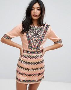Платье Majorelle Layne - Мульти