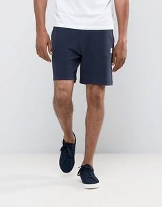Трикотажные шорты Tom Tailor - Темно-синий