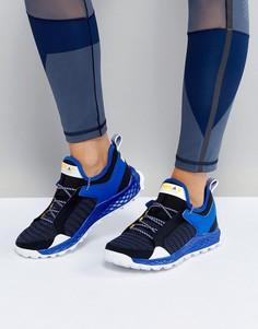 Синие кроссовки adidas Training Stella Sport Aleki X - Синий