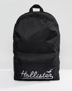 Парусиновый рюкзак Hollister Core - Темно-синий