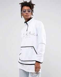 Белая спортивная куртка с молнией до груди Cayler & Sons - Белый