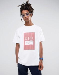 Белая оверсайз-футболка Cayler & Sons - Белый