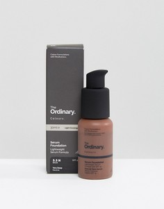 Тональная основа The Ordinary SPF15 - Рыжий