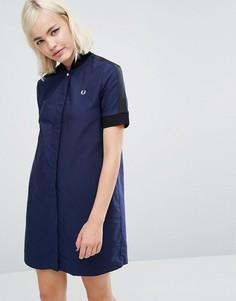 Платье Fred Perry - Синий