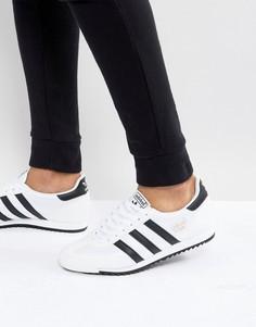 Белые кроссовки adidas Originals Dragon OG - Белый