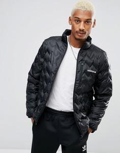Черная куртка adidas Originals BR4774 - Черный