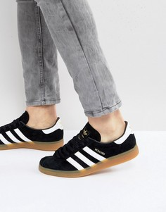 Черные кроссовки adidas Originals Munchen - Черный