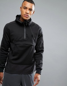 Куртка с молнией до груди Puma Evo - Черный