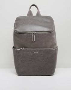 Серый рюкзак Matt & Nat Brave - Серый