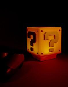 Светильник-куб со знаком вопроса Super Mario - Мульти Paladone