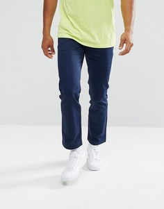 Темно-синие брюки классического кроя Levis Skateboarding - Темно-синий