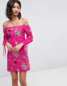 222fece2a37 Купить женские платья с открытыми плечами в интернет-магазине ...