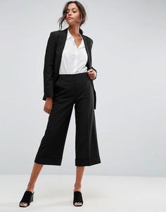 Комбинируемая юбка-шорты ASOS - Черный