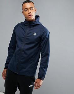 Куртка из дышащей ткани Jack & Jones Tech - Темно-синий