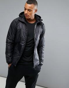 Дутая куртка Jack & Jones Tech - Черный