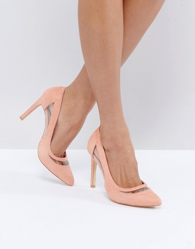 Розовые туфли-лодочки Glamorous - Розовый
