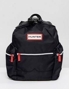 Черный нейлоновый рюкзак Hunter Original - Черный