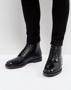 Ботинки на шнуровке Ted Baker - Черный