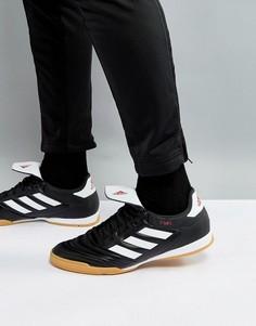 Черные футбольные бутсы для игры в зале adidas Copa 17.3 BB0851 - Черный