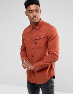 Рубашка G-Star 3301 PM - Красный