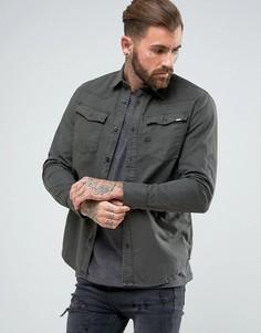 Рубашка G-Star 3302 PM - Серый