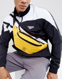 Желтая сумка-кошелек на пояс Granted - Желтый